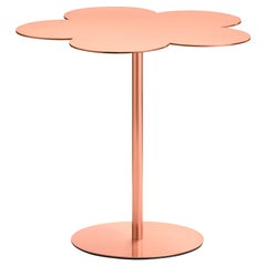 Ghidini 1961 Large Flowers Coffee Side Table in Copper by Stefano Giovannoni
