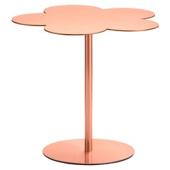 Ghidini 1961 Medium Flowers Coffee Side Table in Copper by Stefano Giovannoni