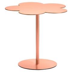 Ghidini 1961 Medium Flowers Coffee Side Table in Copper by Stefano Giovannoni