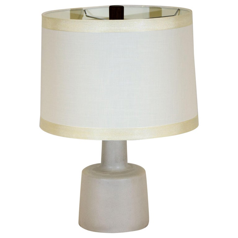 Ceramic Table Lamp by Gordon & Jane Martz for Marshall Studios For Sale
