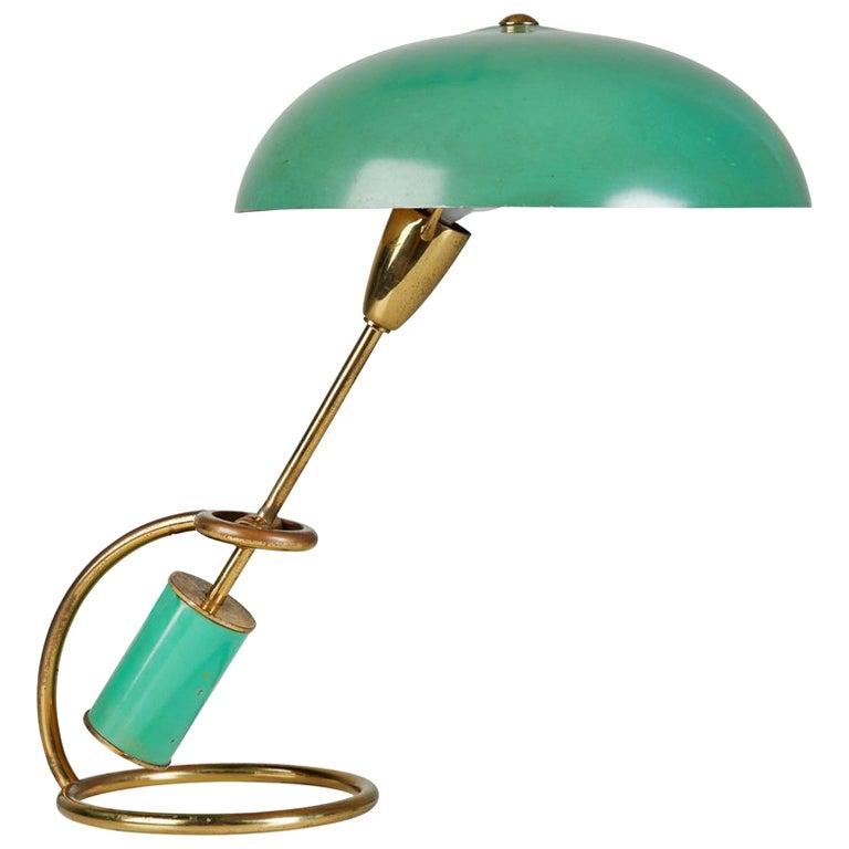 Table Lamp by Angelo Lelli for Arredoluce