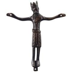 Neorromanesque Christ, Copper, 19th Century