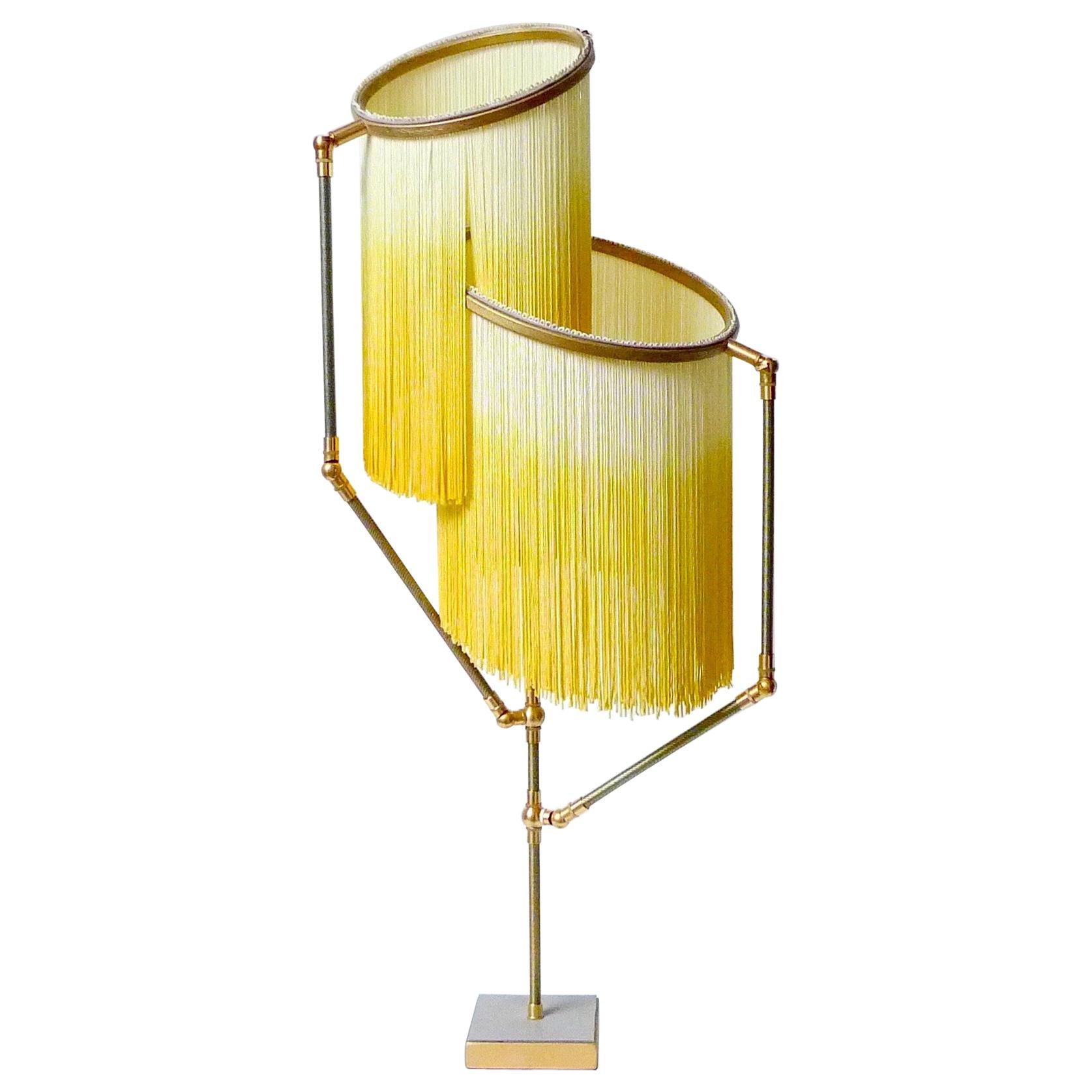 Yellow Charme Table Lamp, Sander Bottinga