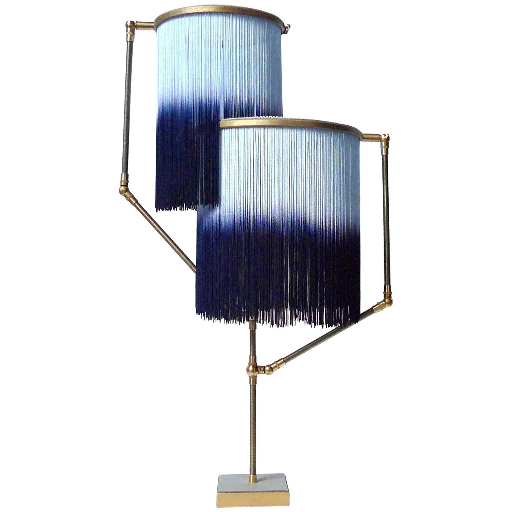 Blue Charme Table Lamp, Sander Bottinga