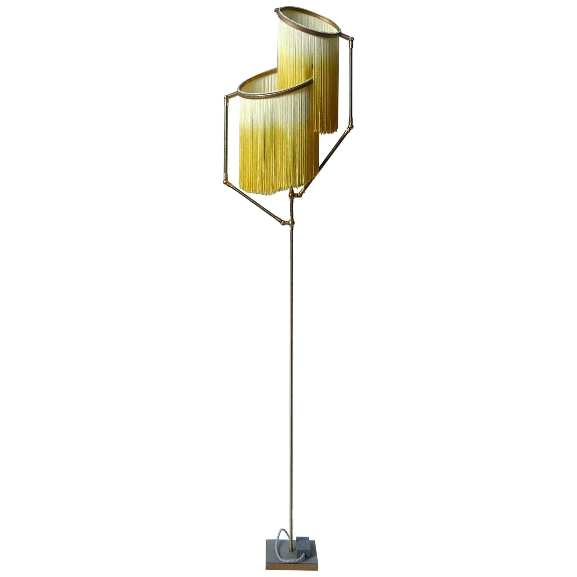 Yellow Charme Floor Lamp, Sander Bottinga