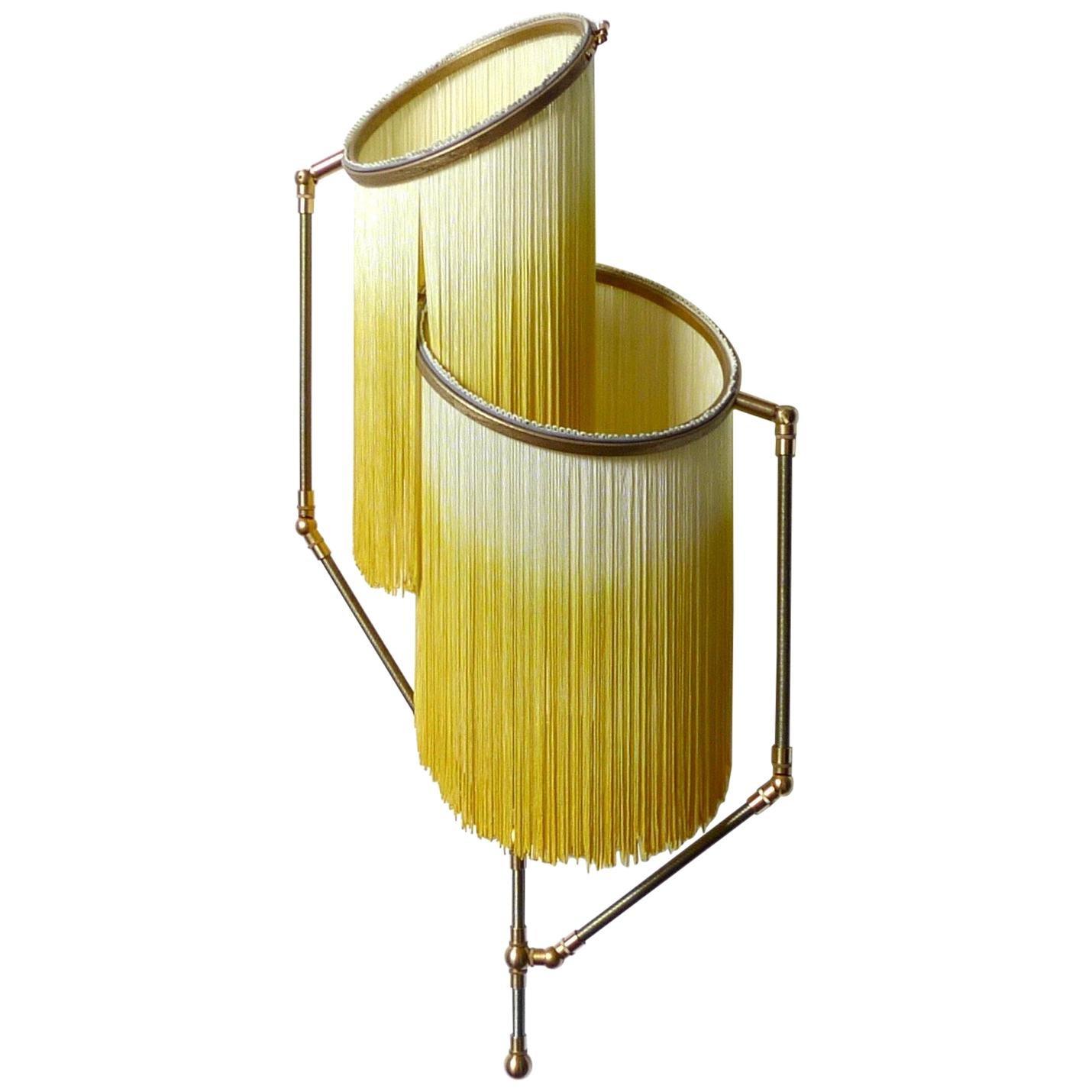 Yellow Charme Sconce Lamp, Sander Bottinga