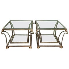 Pair of Modern Late 20th Century Design Coffee Tables
