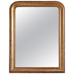 French 19th Century Gilt Mirror