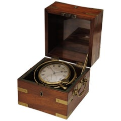 Early 19th Century Chronometer by Johnson, London