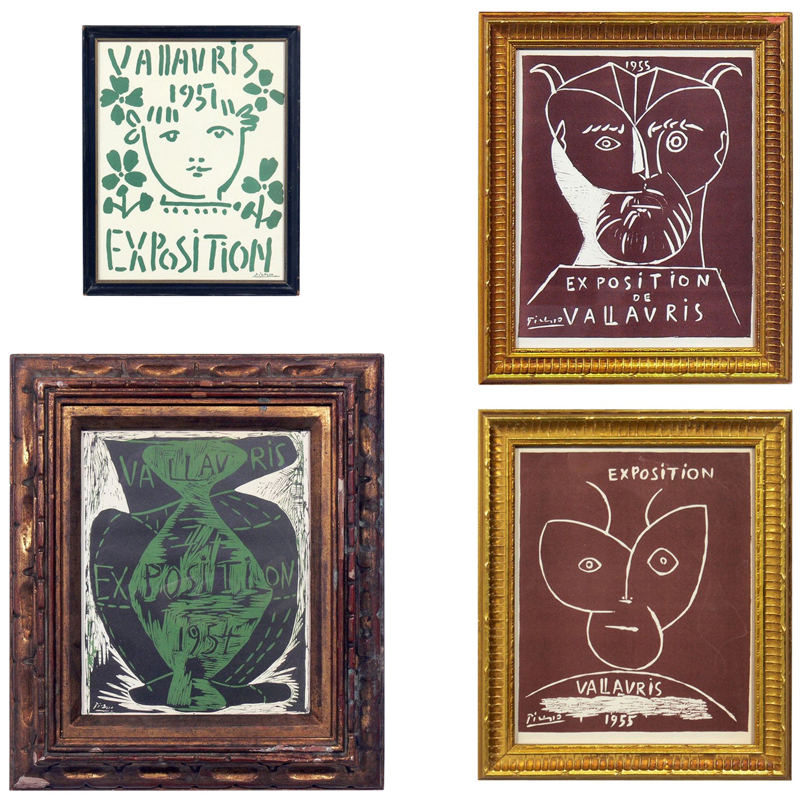 Selection of Picasso Prints