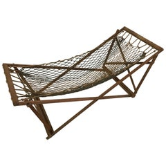 "French Infant Beach Hammock ""Plage Hamac"" from Paris"