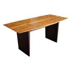 Edward Wormley Tawi Wood Desk Model 5472 for Dunbar, circa 1954