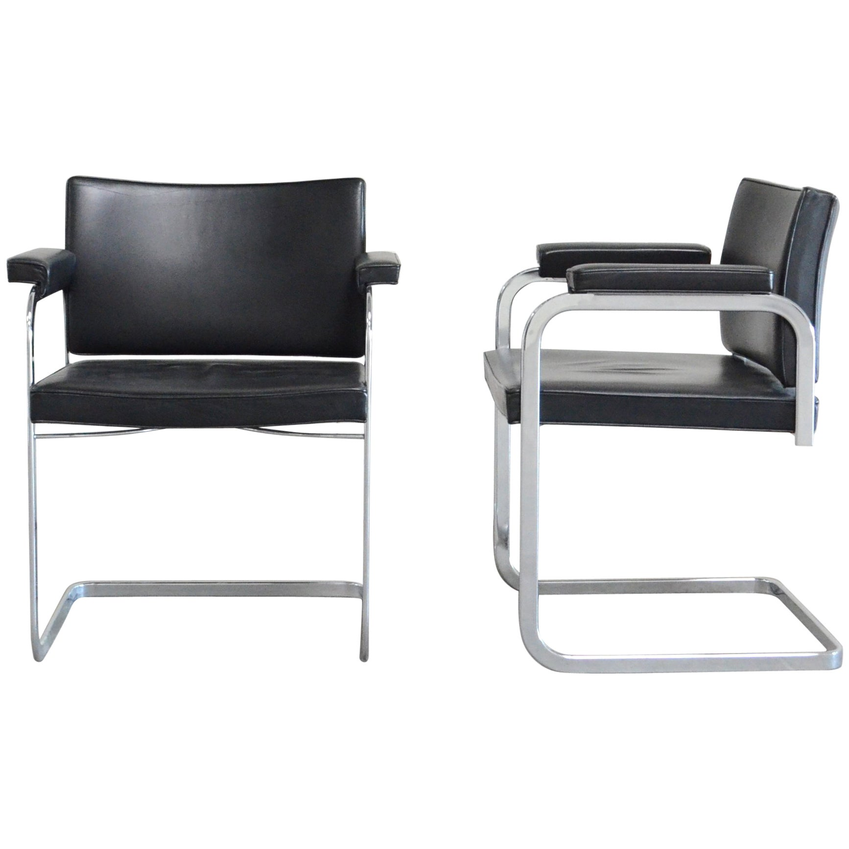 Robert Haussmann De Sede RH 305 Chair Black