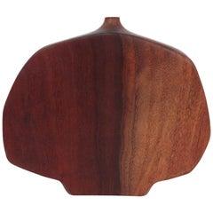 Donald Saxby Turned Wood Vase