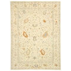 Oushak Indische Teppiche