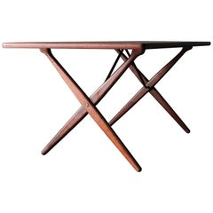"Hans Wegner ""Saw Horse"" Table"