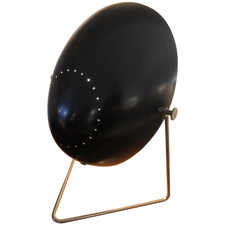 """Gerald Thurston """"Cricket"""" Lamp for Lightolier"""