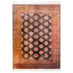 Vintage Afghani Bashir Rug