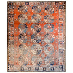 Amazing Late 19th Century Bashir Rug