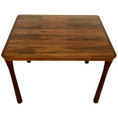 "Rio Rosewood Side Table ""Colorado"" by Folke Ohlsson for Tingströms, 1960s"