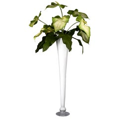 Eternity Vase Glad Set Arrangement, Flowers, Italy