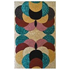 Pietre Dure Hardstone Mosaic Tabletop
