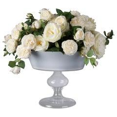 Eternity Camilla Roses Set Arrangement, Flowers, Italy