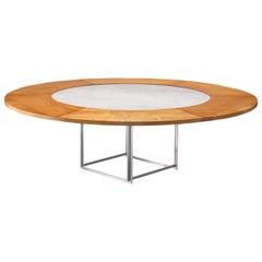 Poul Kjaerholm for E. Kold Christensen PK54 Dining Table
