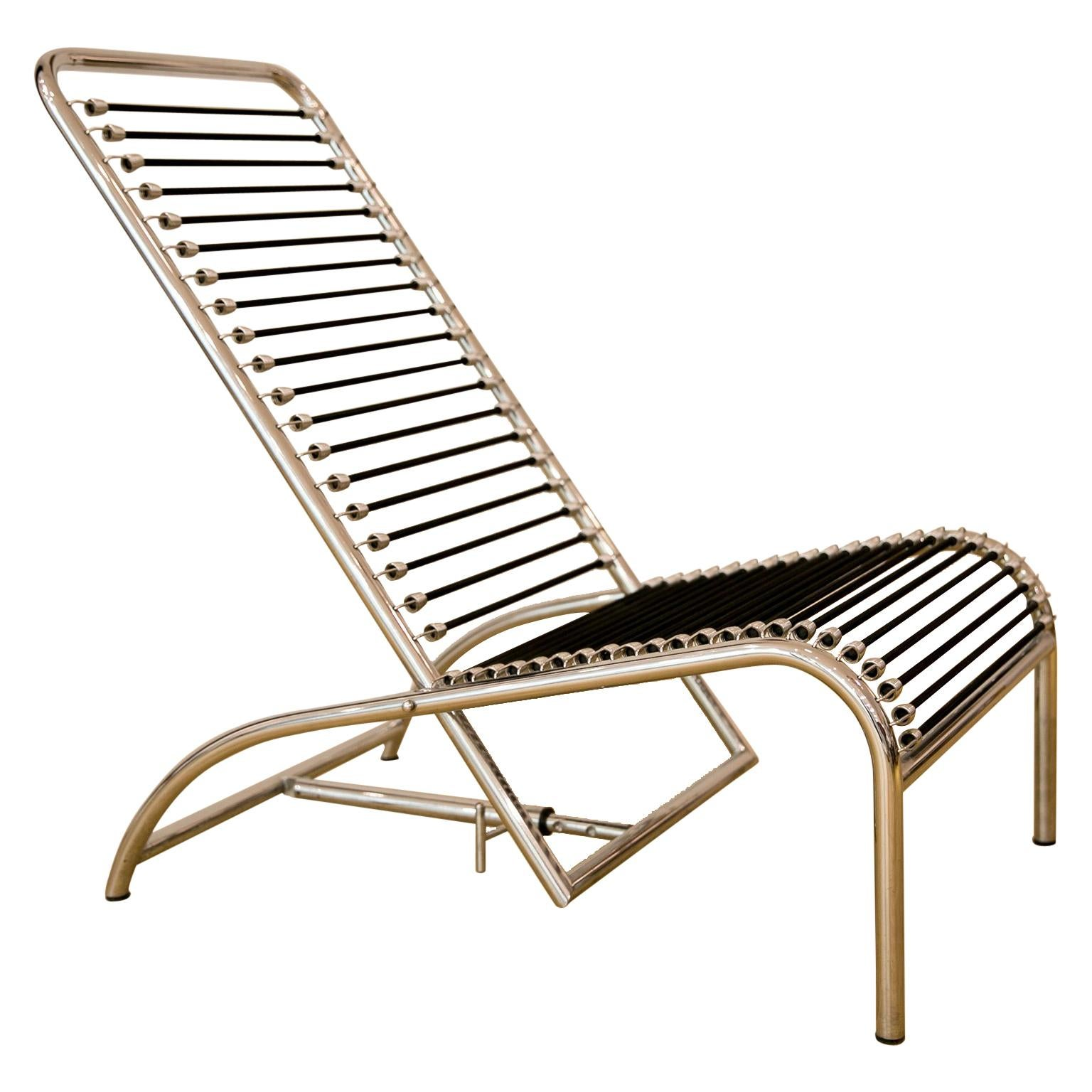 Modernist René Herbst Chair Lounge By zVpUMSq