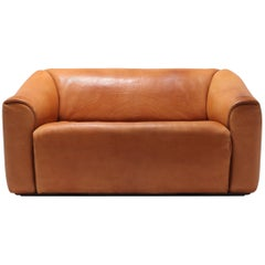 De Sede DS 47 Cognac Leather Sofa