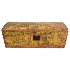 18th Century Dome Top Box