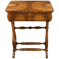 Biedermeier Sewing Table, South German, 1820