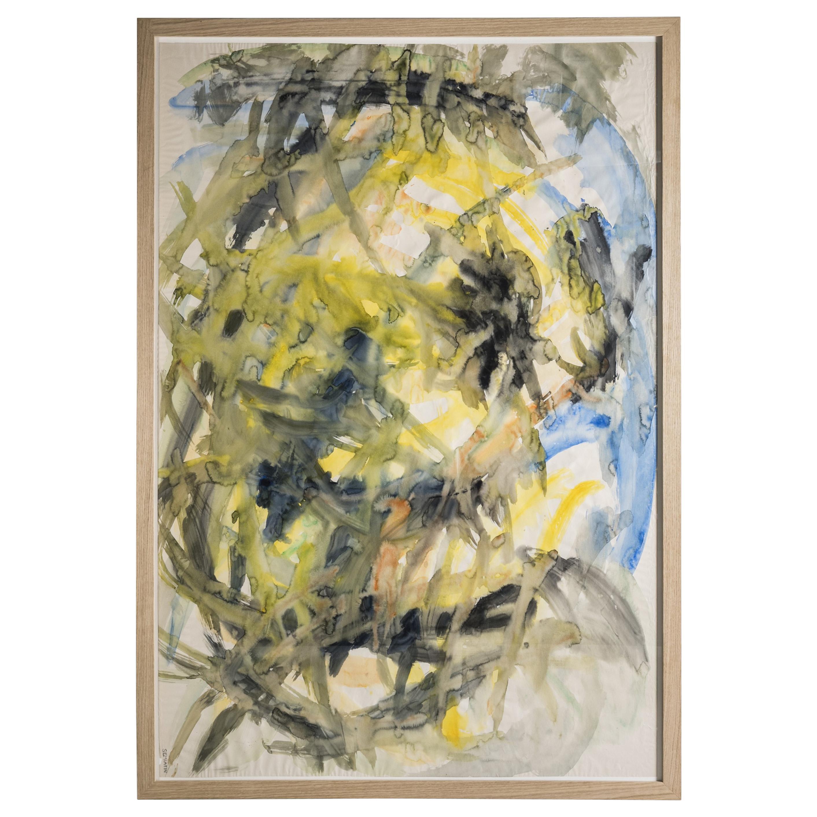 Original Paintings by Jacob Semiatin