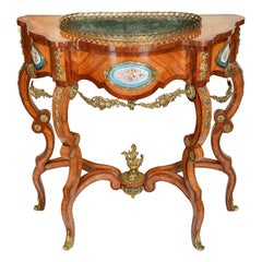 19th Century French Console Table or Jardinière