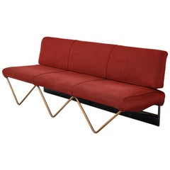 Postmodern Italian Sofa and Daybed