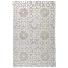 Marrakech Hand-Knotted 10x8 Rug in Wool and Silk by Martyn Lawrence Bullard