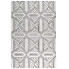 Stevie Mac Hand-Knotted 10x8 Rug in Wool and Silk by Martyn Lawrence Bullard