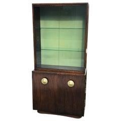 Mid-Century Modern Gilbert Rohde Paldao Bar Cabinet for Herman Miller, 1940s