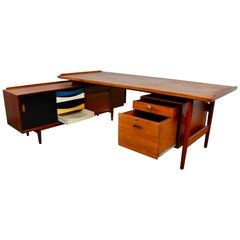 Arne Vodder Desk for Sibast