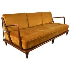 Sofa, Designed by Svante Skogh, Förenade Möbelfabrikerna Linköping, 1950s