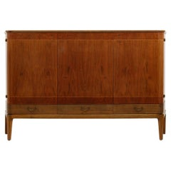 Swedish Modern Cabinet in the Style of Axel Larsson, 1940s