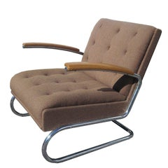 Gilbert Rohde Armchair, Troy Sunshade Co.