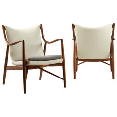 Pair of NV 45 Easy Chairs