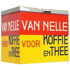 Van Nelle Coffee or Tea Box from the 1930s