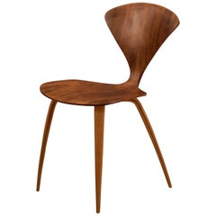 Mid Century Cherner Side Chair for Plycraft