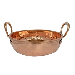 19th Century English Maslin Pan