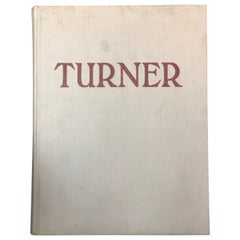 Turner by Camille Mauclair, Color Plates Printed, Photogravure, Paris, 1939