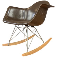 Vintage Eames for Herman Miller RAR Rocking Chair