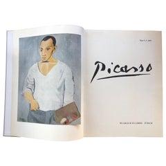 Picasso, Hans Jaffe, Buchclub Zurich, Droits Paris et Cosmopress, 1969