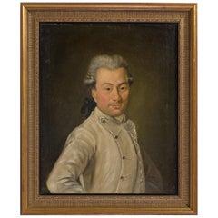 Portrait of an Austrian Gentleman, circa 1800